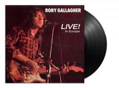 Live! In Europe - Vinyl