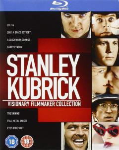 Stanley Kubrick: Visionary Filmmaker Collection / Blu-Ray