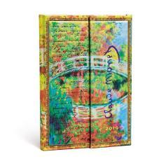 Agenda 2019 - Monet, Letter To Morisot Mini Verso