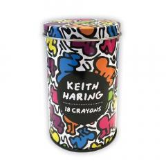 Creione colorate - Keith Haring