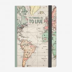 Carnet Legami - Travel - Medium