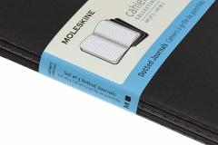 Carnet - Moleskine QP319 Large Cahier Dot Journals