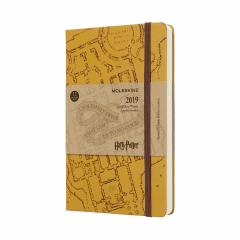 Moleskine Planner 2019 - Daily Large Harry Potter