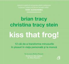 Kiss that frog! - Audiobook