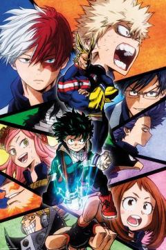 Poster - My Hero Academia