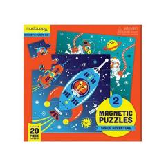 Puzzle magnetic - Outer Space Magnetic