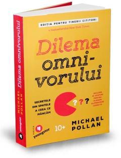 Dilema omnivorului pentru tinerii cititori