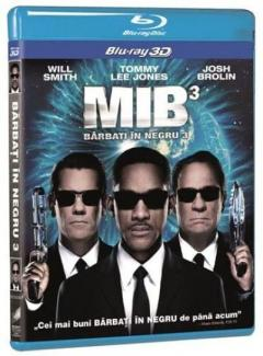 Barbati in negru 3 - 3D/ Men in Black 3 - 3D