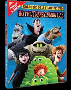 Colectia completa Hotel Transilvania 1-3 / Hotel Transylvania 1-3