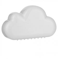 Ceas - Reveil nuage led blanc