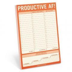 Carnet - Knock Knock Productive AF