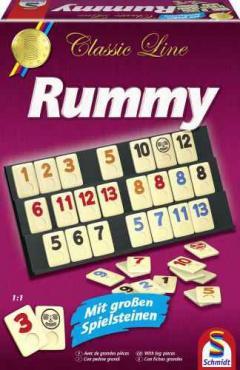Classic line - Rummy