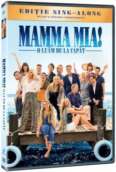 Mamma Mia! O luam de la capat / Mamma Mia! Here We Go Again