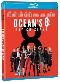 Ocean's 8: Jaf cu clasa (Blu Ray Disc) / Ocean's Eight
