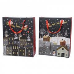 Punga pentru cadou - Village Giftbag - mai multe modele