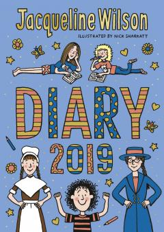 Jurnal - The Jacqueline Wilson Diary 2019