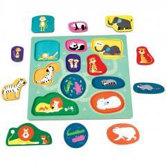 Puzzle - Animal Park