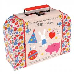 Geanta - Make and Sew Suitcase