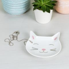 Tava mica - Cat Face