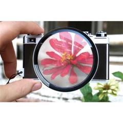 Semn de carte cu lupa - 66mm Camera