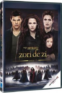 Saga Amurg: Zori de zi - Partea 2/ The Twilight Saga: Breaking Dawn - Part 2