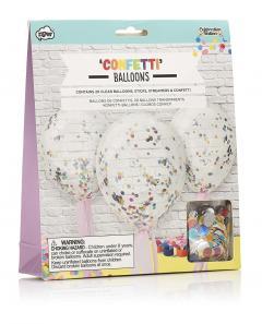 Baloane - Confetti Balloon