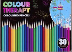 Creioane colorate - Colour Therapy