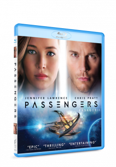 Pasagerii (Blu Ray Disc) / Passengers