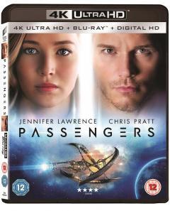 Pasagerii UHD (Blu Ray Disc) / Passengers