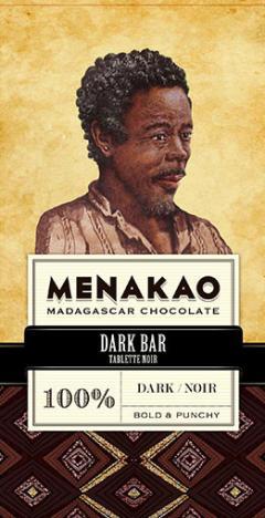Baton negru cacao - Menakao Madagascar