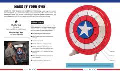 IncrediBuilds - Marvel's Captain America: Civil War 3D Wood Model