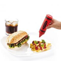 Recipiente pentru ketchup si mustar