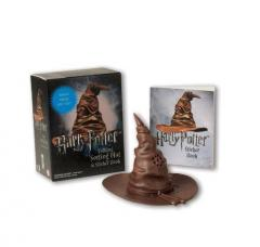 Kit - Harry Potter Talking Sorting Hat and Sticker Book