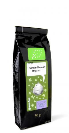 M754 Ginger / Lemon Organic
