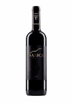 Vin rosu - Via Sarica, Sarica Black, Merlot, sec, 2017