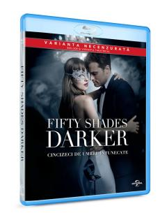 Cincizeci de umbre intunecate (Blu Ray Disc) / Fifty Shades Darker