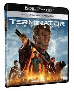 Terminator: Genisys (4k Ultra HD + Blu Ray) / Terminator: Genisys