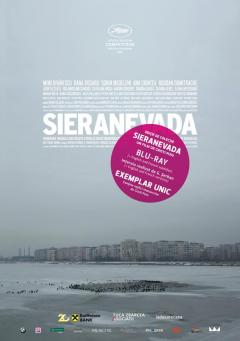 Sieranevada - carte + Blu Ray Disc