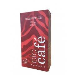 Cafea macinata bio Blend Moments Mascaf