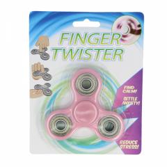 Spinner-Finger Fidget Glow in Dark - mai multe culori