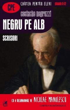 Negru pe alb. Scrisori