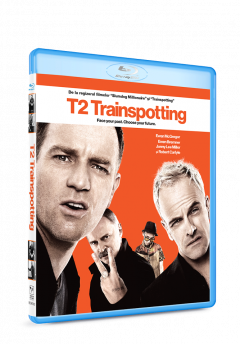 T2 Trainspotting (Blu Ray Disc) / T2 Trainspotting