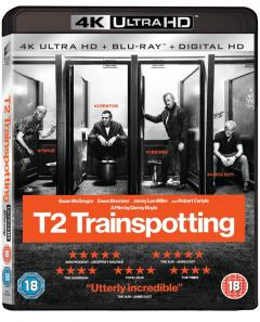 T2 Trainspotting 4K UHD(Blu Ray Disc) / T2 Trainspotting