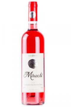 Vin rose - Mirachi, 2017, sec