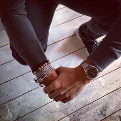 Casti - Wraps Wristband, Talk Flint
