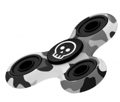 Spinner-Finger  Skull