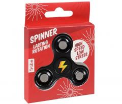 Spinner-Finger Flash