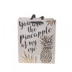 Punga medie pentru cadouri - Pineapple