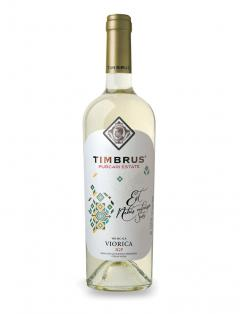 Vin alb - Timbrus Viorica, 2018, sec