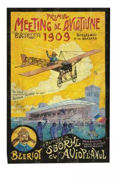 Poster - Meeting de Aviatiune